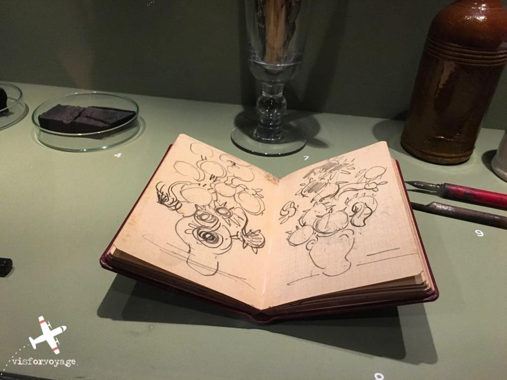 Taccuino di Van Gogh