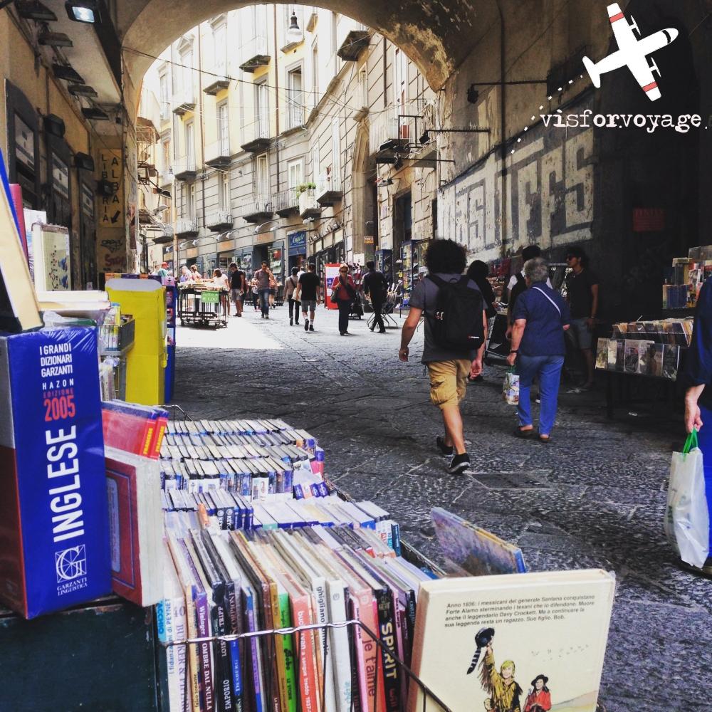 La via delle librerie
