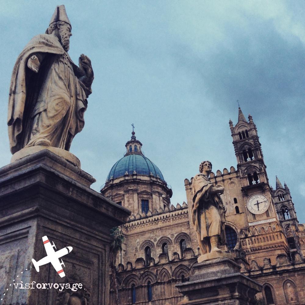 PALERMO cattedrale con LOGO