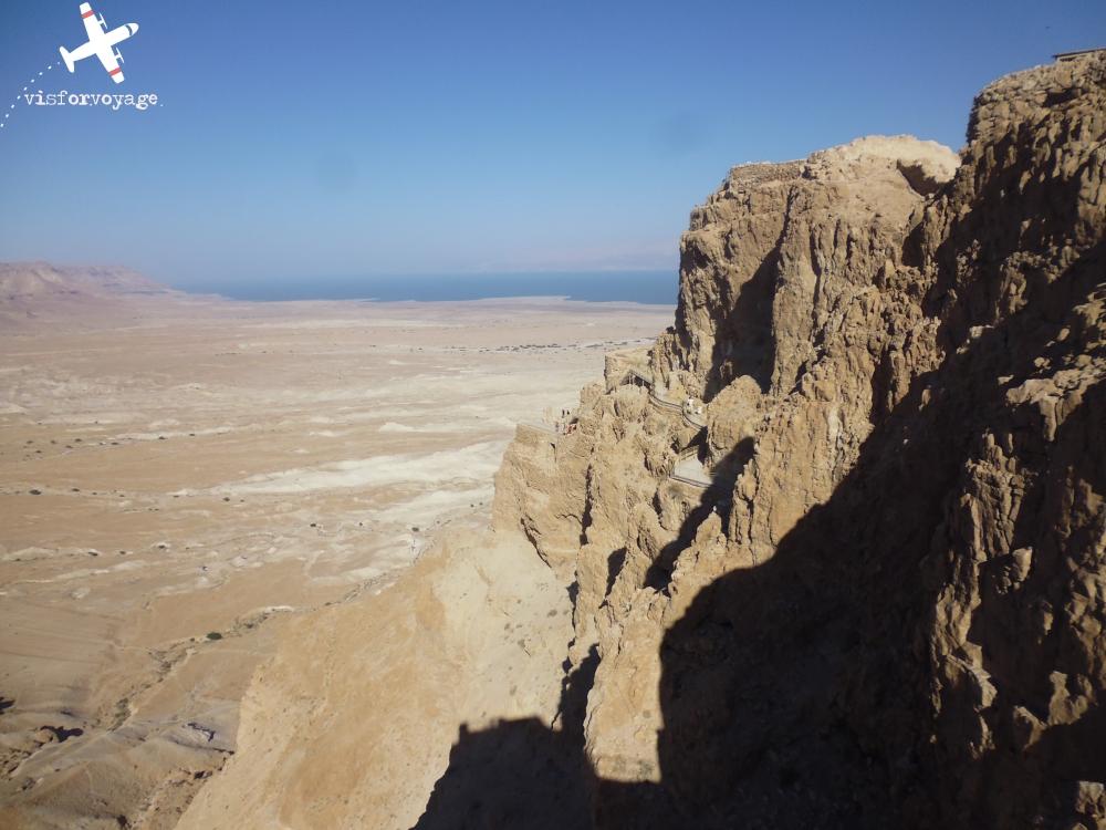 Masada e Mar Morto