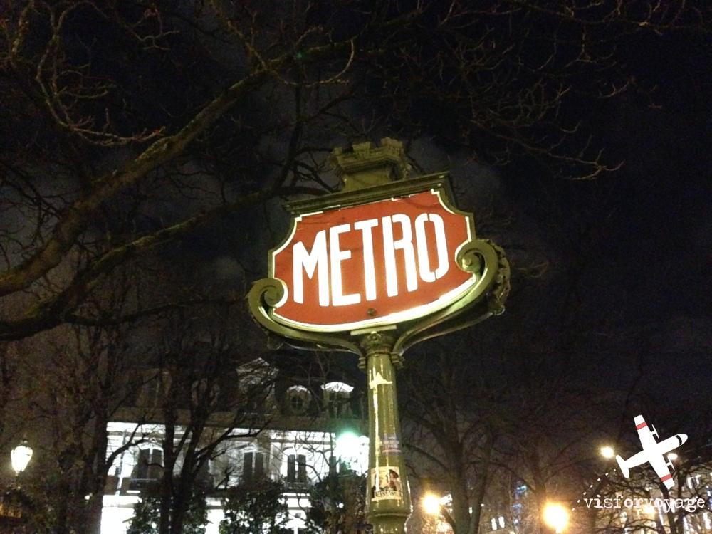 parigi-metro
